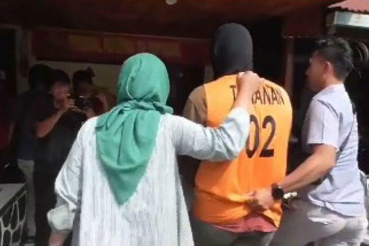 Perkosa Anak Tiri Bertahun-tahun, Oknum PNS Kemenag Ditahan Polisi