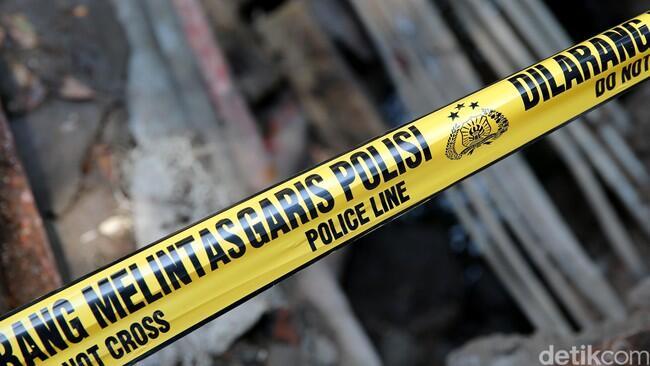 Sadis, 1 Keluarga di Makassar Dibunuh dengan Cara Dibakar