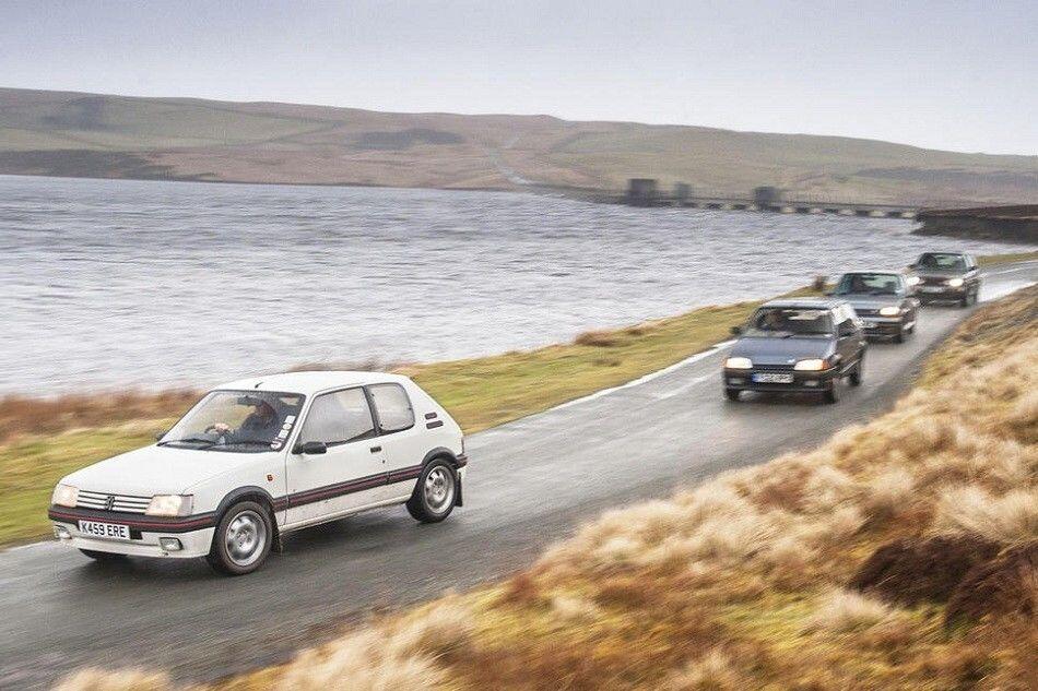 5 Hot Hatchback 80an yang Gak Kalah Kencang dari Mobil Zaman Now