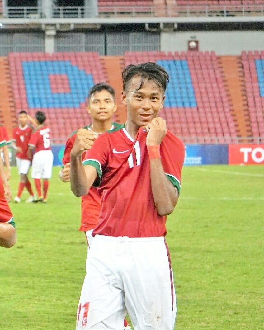 Supriadi, Anak Penjual Es Teh yang Bawa Timnas U-16 Juara