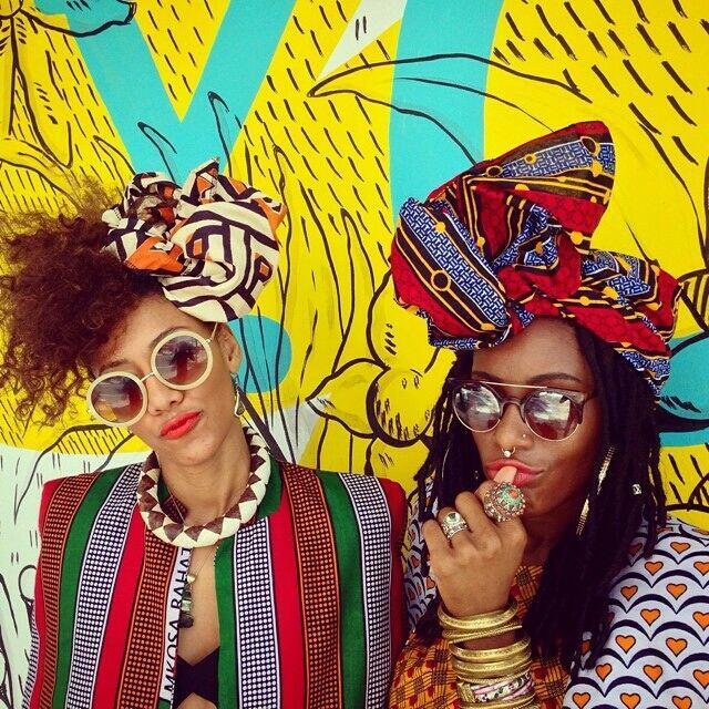 Mengenal Fashion Afropolitan, Motif Tribal & Etnik Simbol Kebebasan