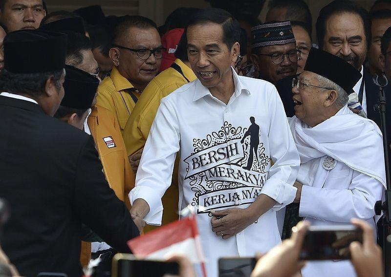 Jokowi-Ma'ruf Amin Tes Kesehatan di RSPAD Gatot Subroto Hari Ini