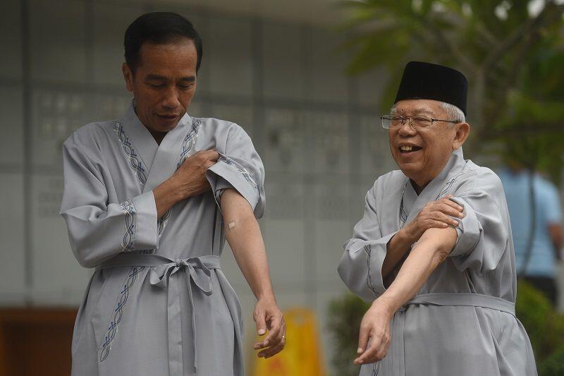11 Jam Jalani Tes Kesehatan, Jokowi: Insyaallah Semua Sehat