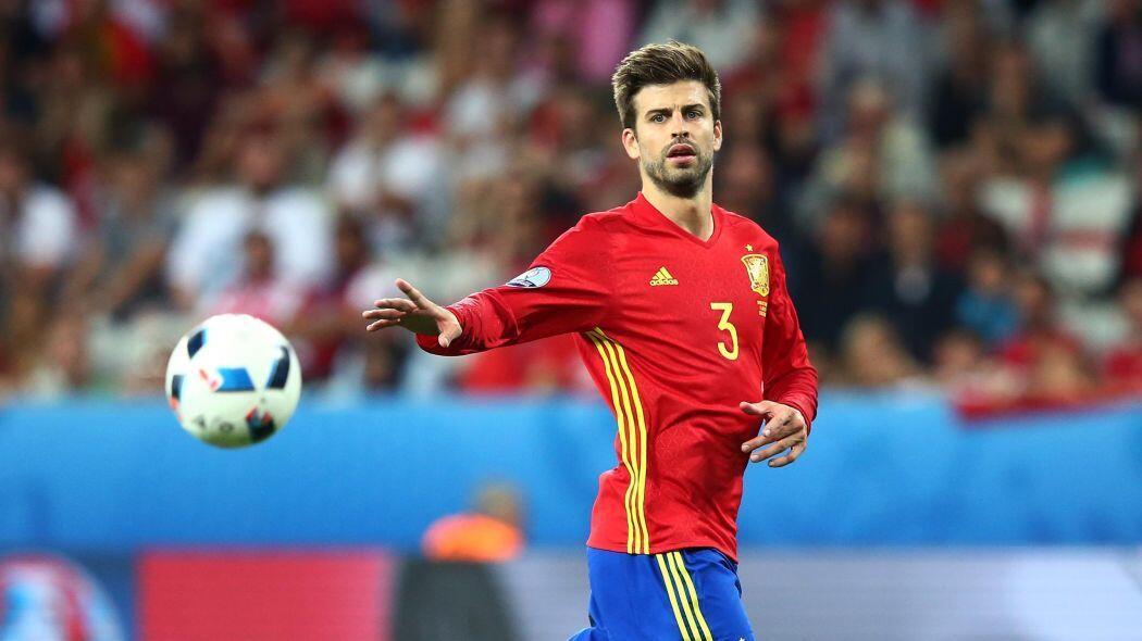 Gerard Pique Umumkan Pensiun dari Timnas Spanyol