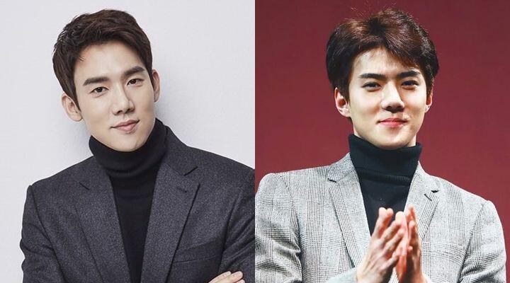 "10 Bukti Sehun EXO ""Saudara Kembar"" Artis Mr.Sunshine Yoo Yeon Seok"
