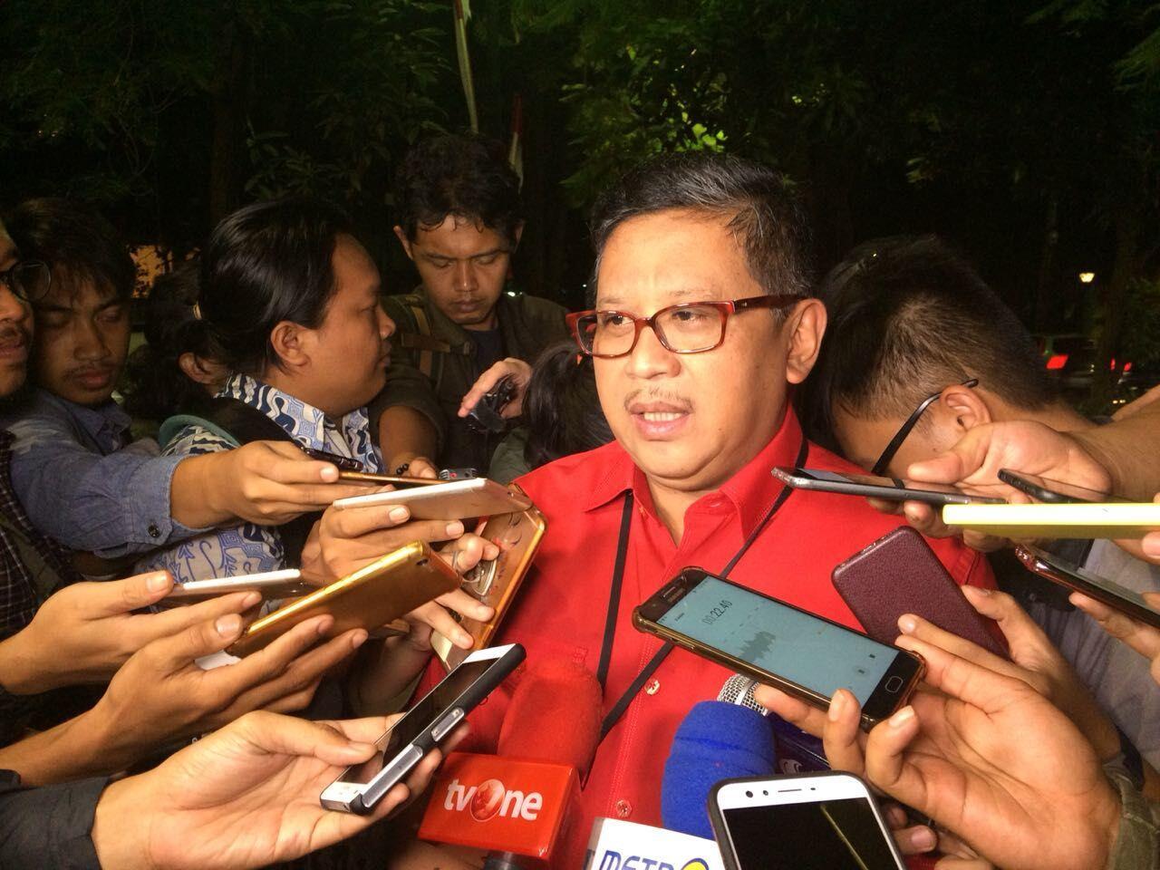 Hasil Rapat Internal Koalisi Jokowi, JK Jadi Ketua Tim Penasihat