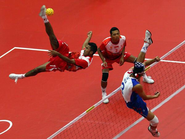 Sukses!!! Olahraga Indonesia Yang Dipertandingkan Di Asian Games 2018 #IniIndonesiaku