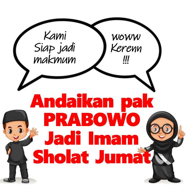 Rame-Rame Twitter Hashtag #PrabowoSiapJadiImam