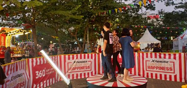 Warga Semarang Merapat! Datang dan Seru-seruan di Tons of Real Happiness Yuk!