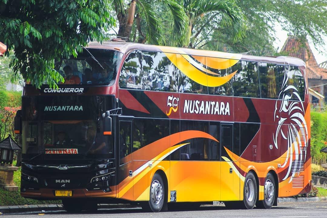 Siapa Sangka, PO Bus ini Juga Bisa Buat Karoseri Sendiri