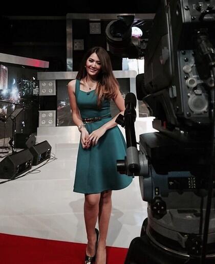 Cantiknya Maria Selena, Pebasket yang juga Puteri Indonesia