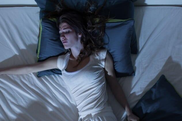 5 Hal Menakutkan Yang Dapat Terjadi Ketika Kalian Tidur !
