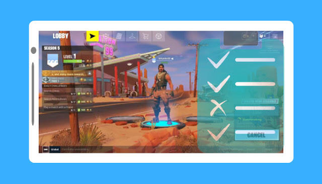 Tested Ss List Device Yang Support Fortnite Mobile Hp Low End
