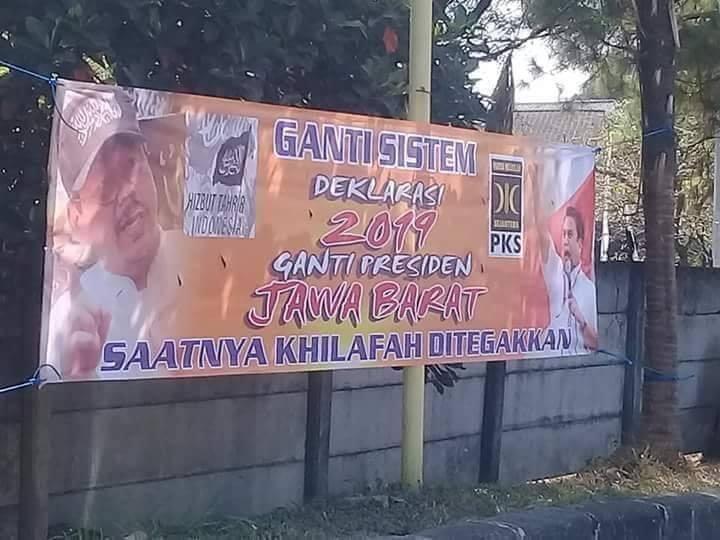 JANGAN SAMPAI KHILAFAH MELANDA INDONESIA.