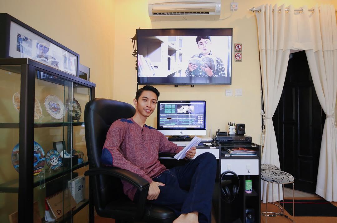 Darwin Mahesa, Sosok Filmmaker Berprestasi Dari Tanah Banten #IniIndonesiaku
