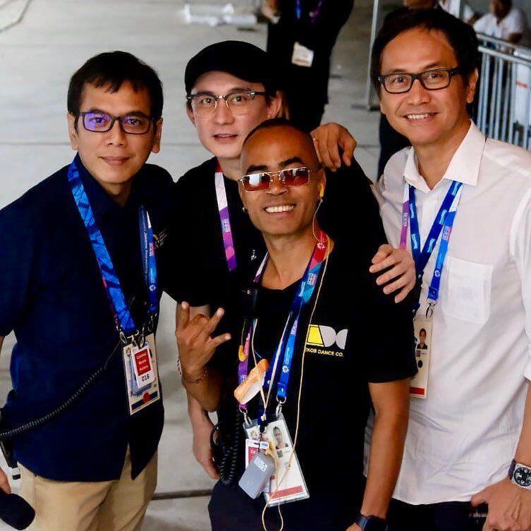 10 Potret Wishnutama, Juru Kunci Suksesnya Pembukaan Asian Games 2018