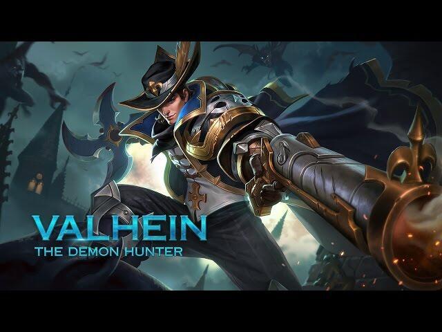 5 hero andalan AoV untuk pemula, hero andalan game Arena of Valor, Hero pilihan untuk pemula game AOV, Hero untuk newbie AOV, Hero Killer AOV, hero mudah AOV