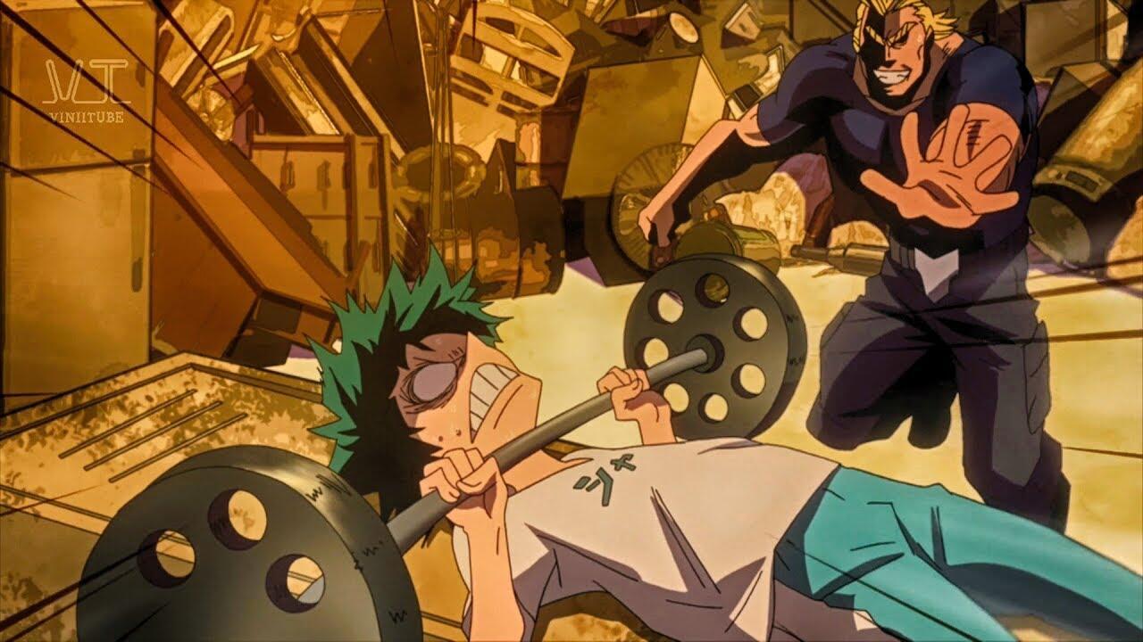 3 Pesan yang bisa diambil dari Anime Boku No Hero Academia