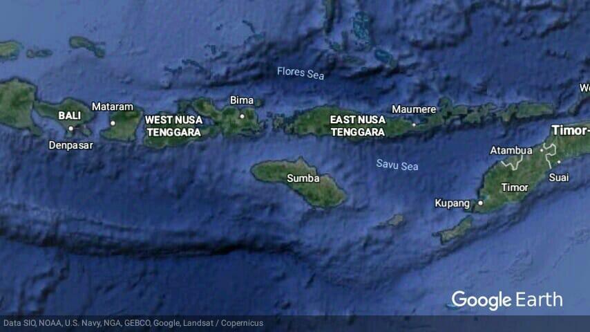 Lombok, Dua Patahan Raksasa Hingga Terdongkak 40cm.