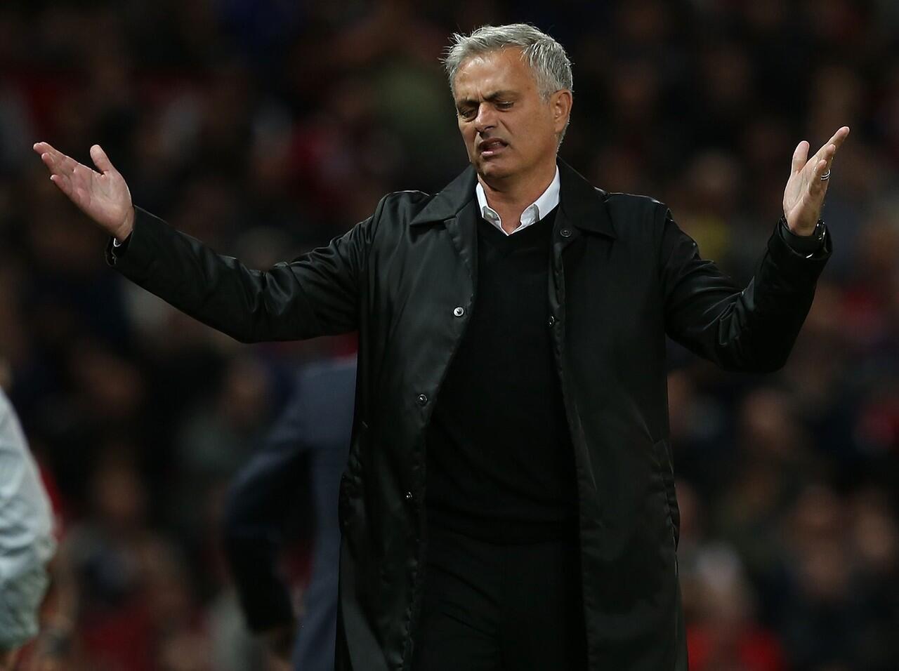 Saatnya Mourinho Angkat Kaki dari Old Trafford