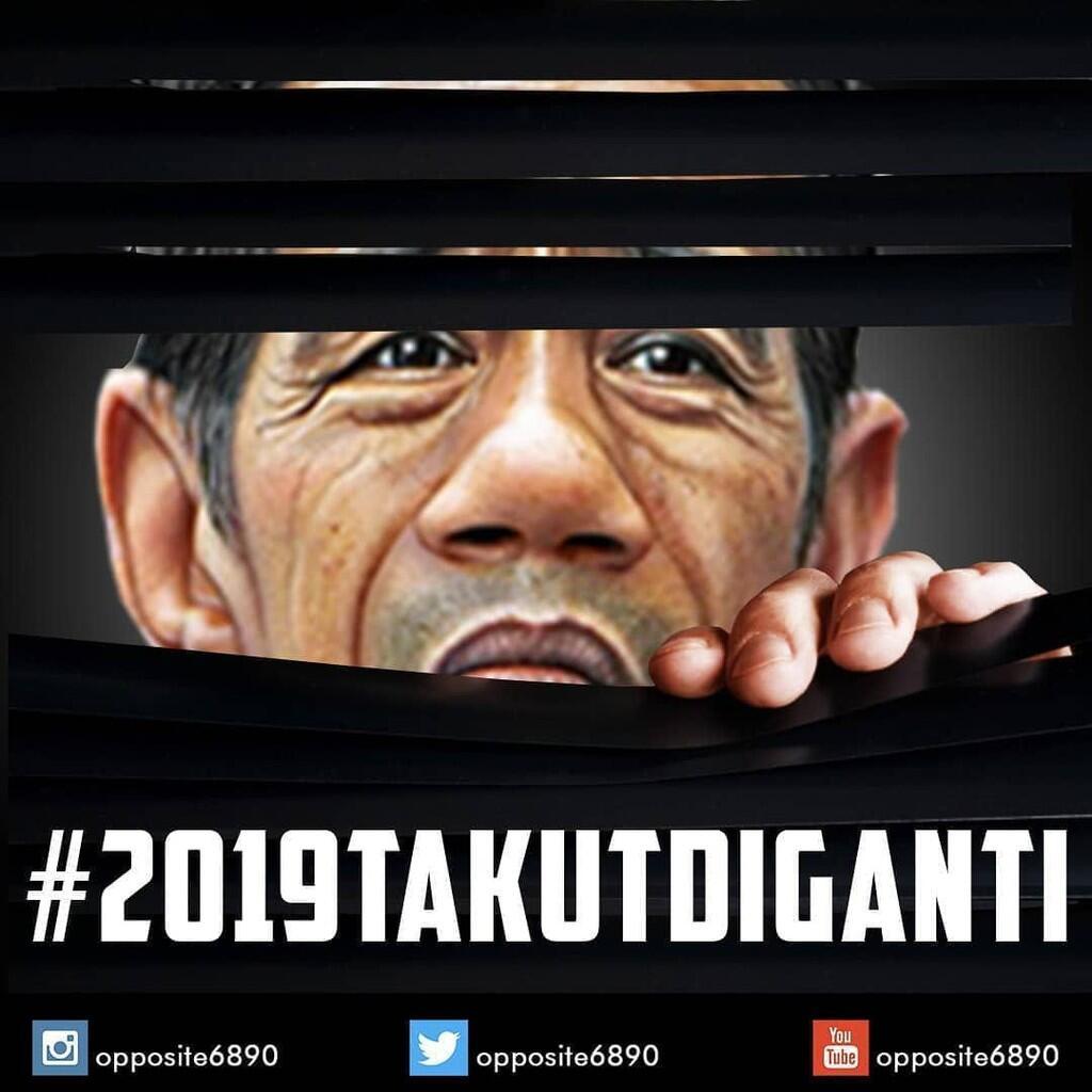 100 Gambar Gambar Meme Ganti Presiden 2019 Paling Bagus