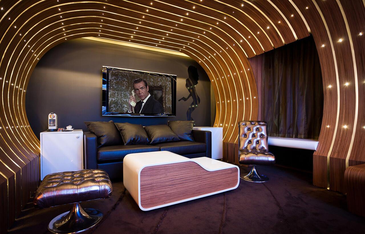 Yuk, intip 5 hotel dengan tema film dari berbagai penjuru dunia!