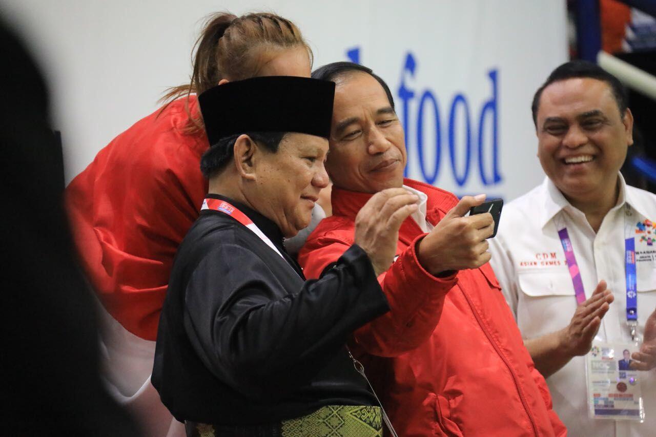 Kenapa Foto Pelukan Jokowi Dan Prabowo Bisa Jadi Viral Kaskus