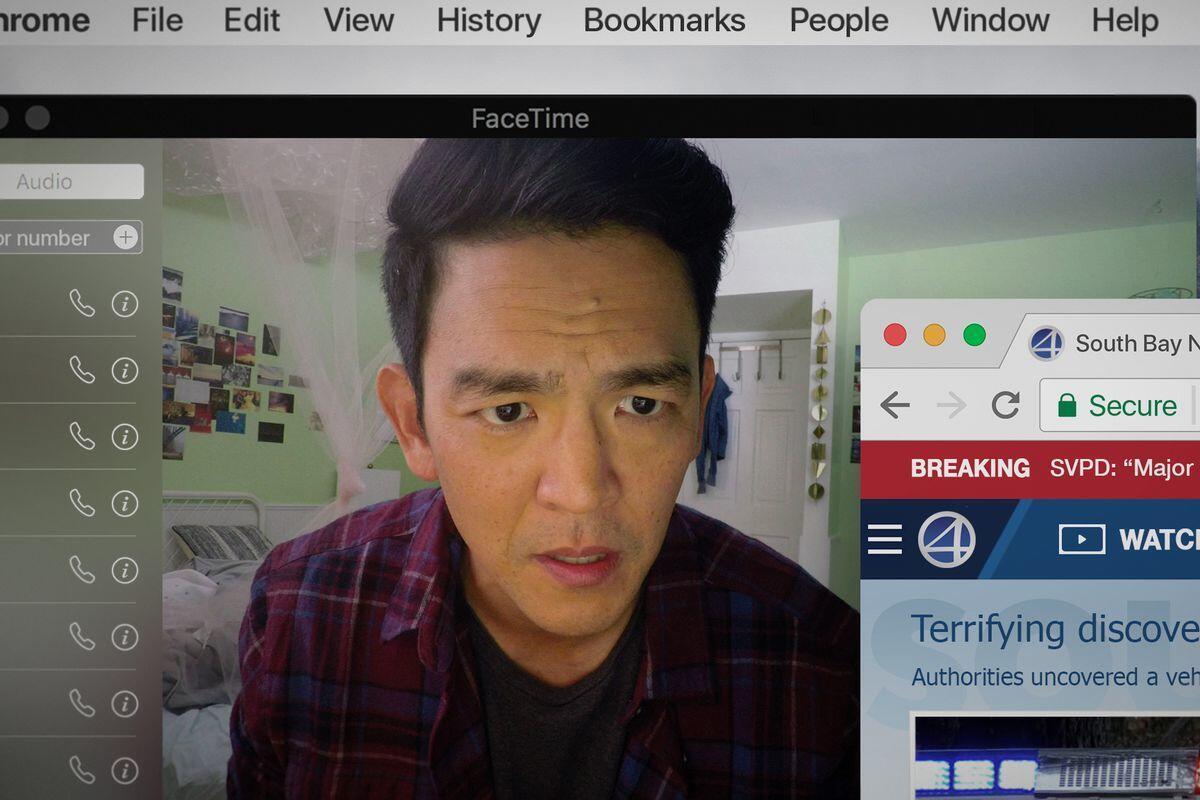 Review Film Searching: Internet Bisa Membantu, Bagi Mereka yang Jeli