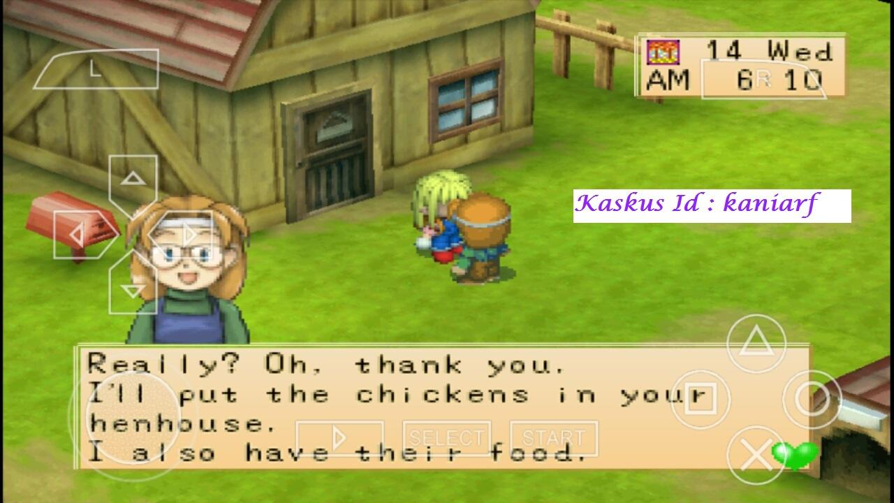 harvest moon back to nature pc games ▷▷ a c i