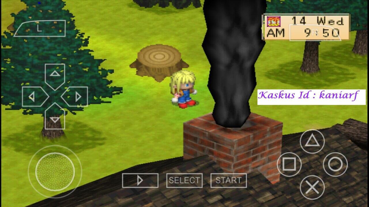 5 Easter Egg Harvest Moon: Back To Nature 1 & 2 (Boy & Girl Version