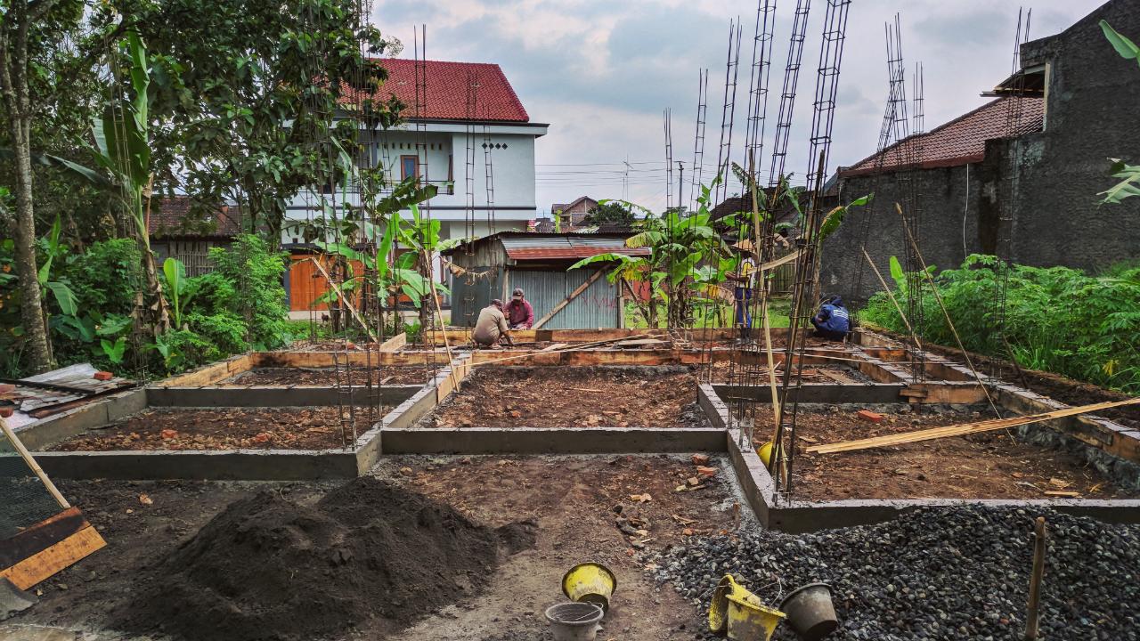 Image result for membangun rumah