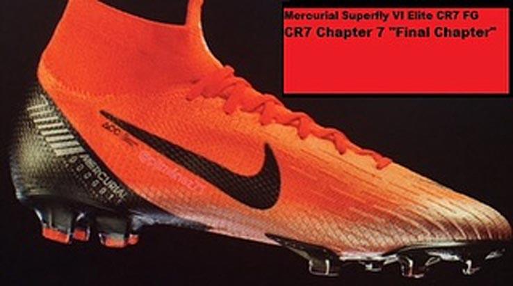 Potret Sepatu Bola Baru Nike Mercurial Superfly 360 Milik CR7  e8b03a4a05