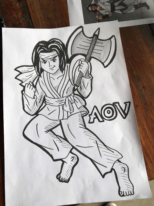 Serunya Komunitas Anime Manga Heaven Sketching Bareng Saat Gathering