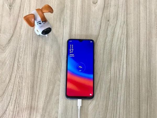 Ngoprek Cara Kerja VOOC Flash Charge OPPO F9