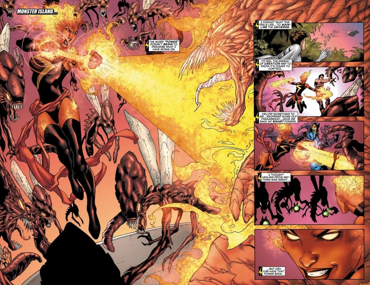 6 Cerita Captain Marvel yang Harus Diangkat ke Layar Lebar