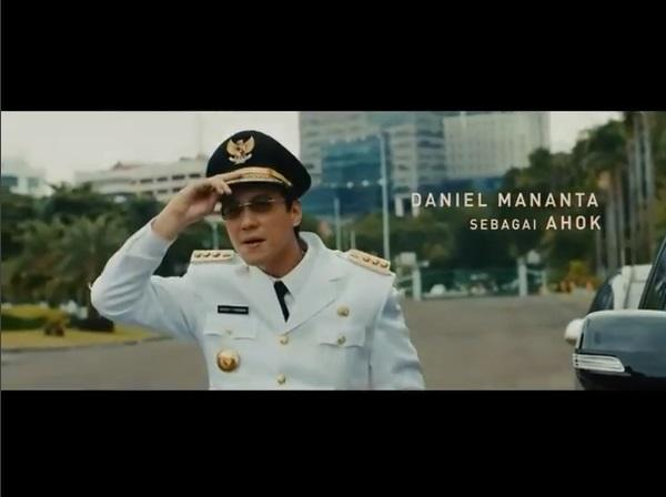 Ketika Daniel Mananta Bertemu Ahok di Mako Brimob dengan Tampilan Sebagai 'Ahok'