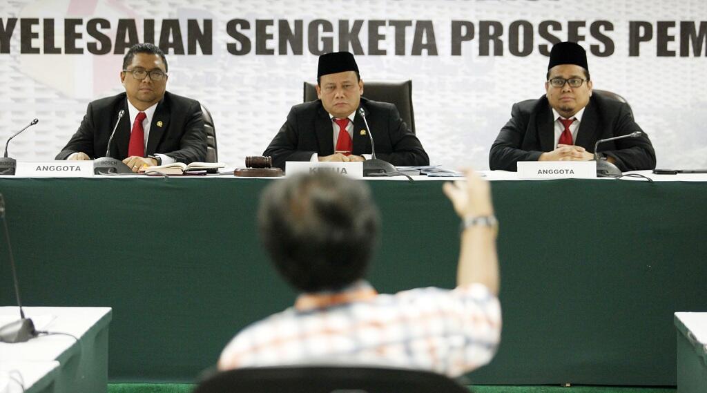 DKPP Didesak Pecat Anggota Bawaslu