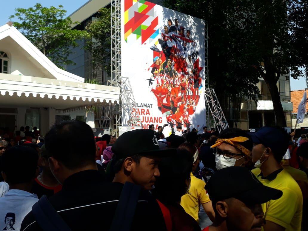 Relawan Siapkan Rumah Aspirasi Jokowi-Ma'ruf Amin