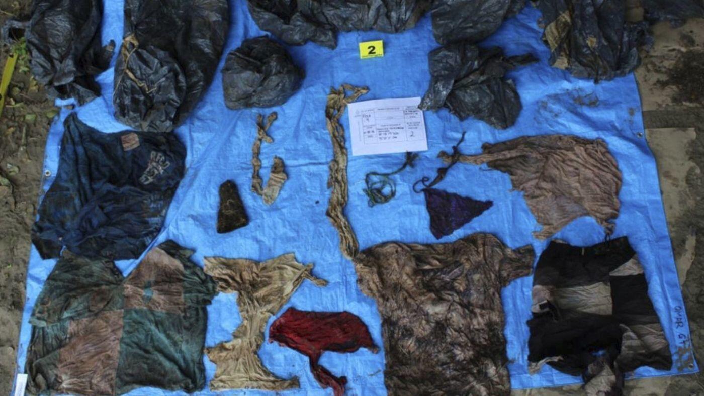 166 Tengkorak Ditemukan di Pemakaman Rahasia Meksiko