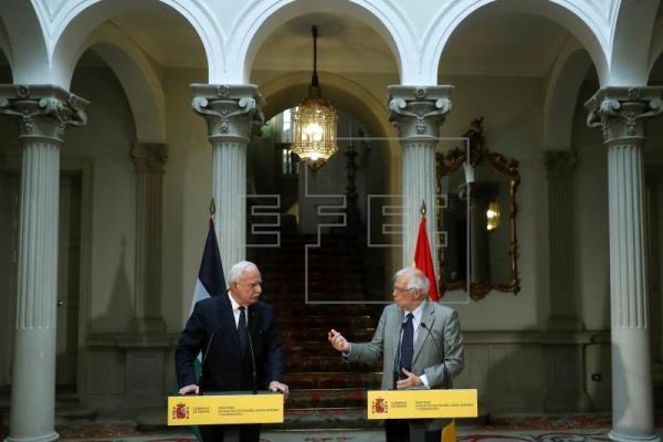 Spanyol Gandakan Nilai Bantuan ke UNRWA