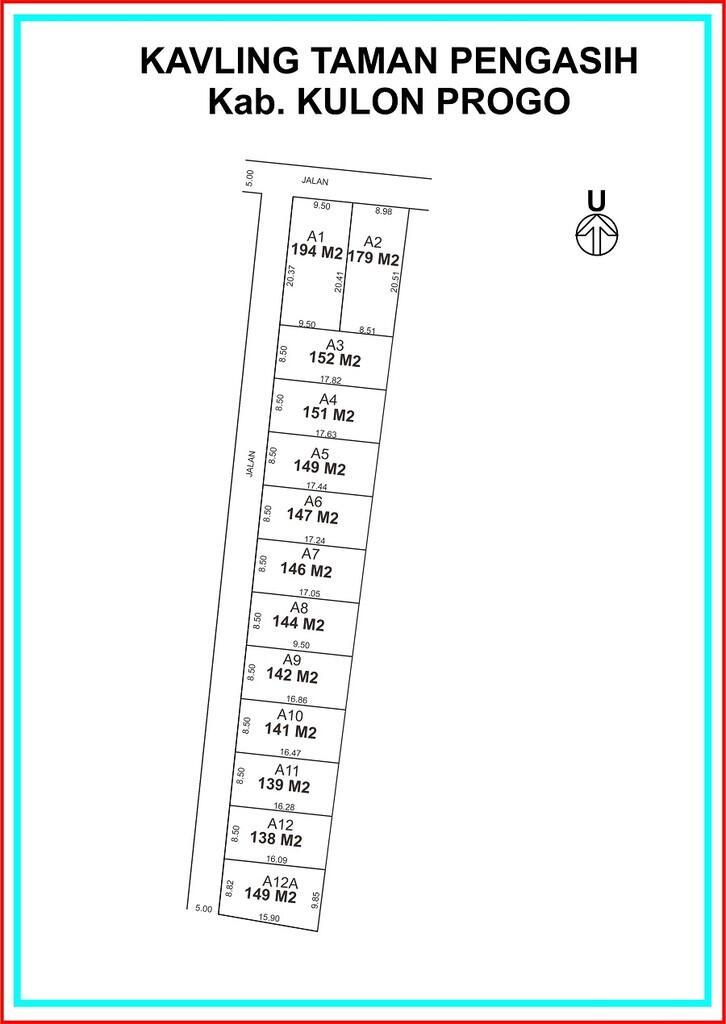 Lekas Bergegas Berinvestasi di Kulonprogo, Tersedia 63 Lokasi Kapling Tanah