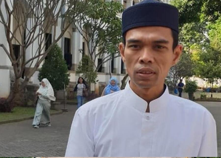 Astagfirullah, Ustaz Abdul Somad Diperiksa Polisi!