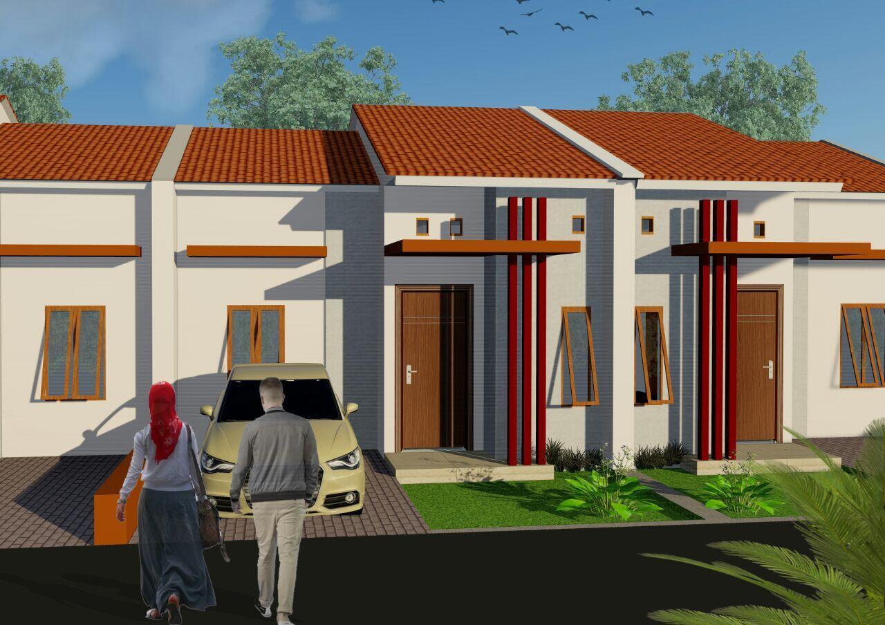 rumah murah CASSALUNA Al Hamra Cibitung perumahan syariah