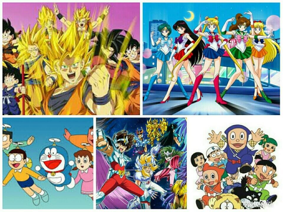 Sejarah Lengkap Penayangan Anime Di TV Indonesia, Dari Era 80an Hingga Sekarang