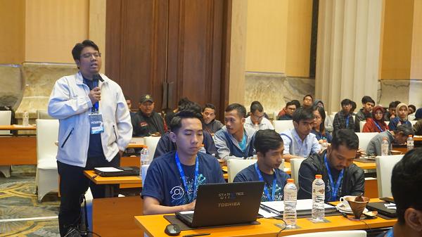Begini Keseruan Finhacks 2018 #DataChallenge Saat Mampir di Yogyakarta