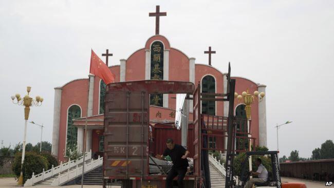 Penindakan Terhadap Gereja Meningkat di China