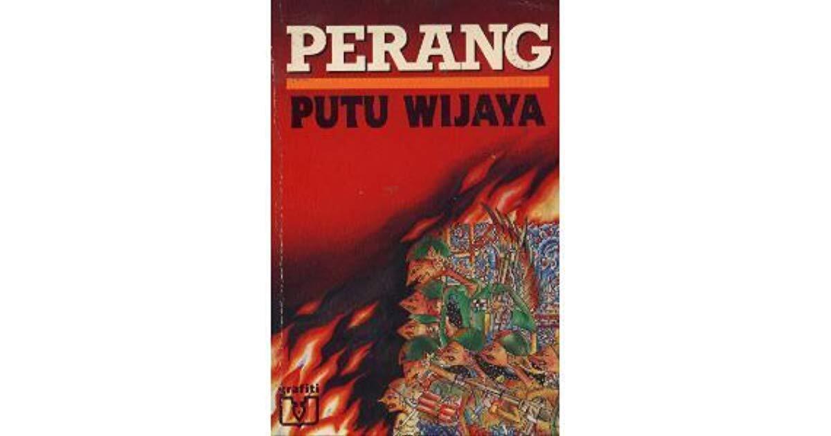 [COCBUKU] Review Buku Perang - Putu Wijaya #AslinyaLo