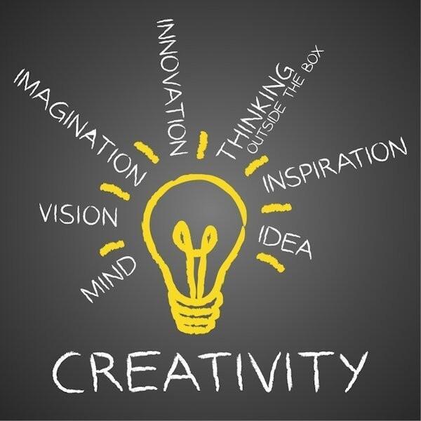 Kurang kreatif ? coba deh beberapa tips ini !!!!