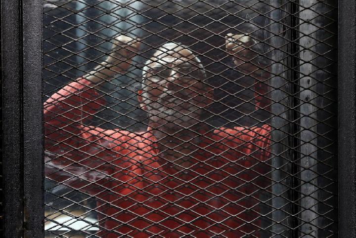 Mesir Hukum Mati 75 Orang, Termasuk Pemimpin Ikhwanul Muslimin