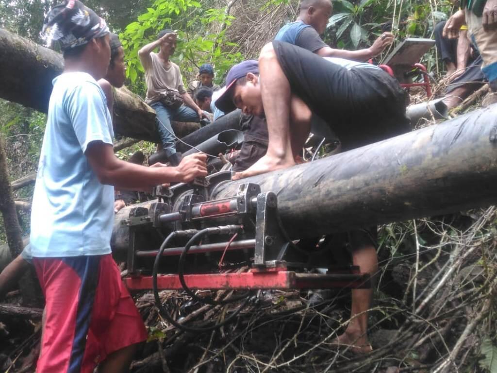 Pemerintah Didesak Benahi Prasarana Air Bersih Pascagempa Lombok